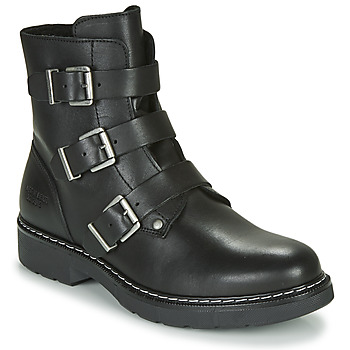 Skor Flickor Boots Bullboxer  Svart