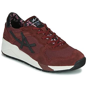 Skor Dam Sneakers Allrounder by Mephisto VITESSE Bordeaux