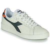 Skor Sneakers Diadora GAME L LOW Vit / Blå