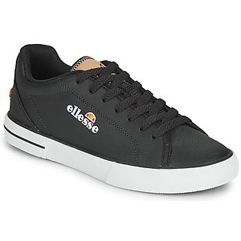 Skor Dam Sneakers Ellesse TAGGIA LTHR Svart
