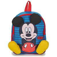 Väskor Pojkar Ryggsäckar Disney BACKPACK MICKEY Flerfärgad