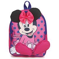 Väskor Flickor Ryggsäckar Disney BACKPACK MINNIE Rosa