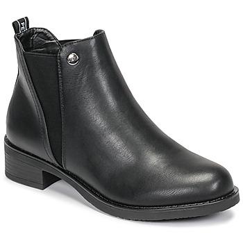 Skor Dam Boots Les Petites Bombes AKINA Svart