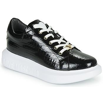 Skor Dam Sneakers Love Moschino JA15494G0B Svart