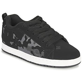 Skor Herr Skateskor DC Shoes COURT GRAFFIK Svart
