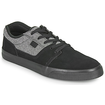 Skor Herr Sneakers DC Shoes TONIK SE Svart / Grå