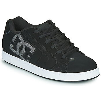 Skor Herr Sneakers DC Shoes NET Svart / Grå