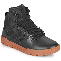 Skor Herr Höga sneakers DC Shoes PURE HIGH TOP WR BOOT Svart