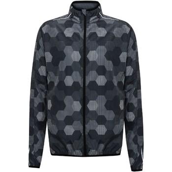textil Herr Sweatjackets Tridri TR074 Hex svart