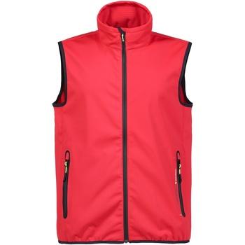 textil Herr Koftor / Cardigans / Västar Musto MU053 True Red