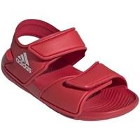 Skor Barn Sandaler adidas Originals Altaswim C Röda
