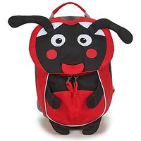 Väskor Flickor Ryggsäckar Affenzahn LILLY LADYBIRD Röd