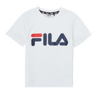 textil Barn T-shirts Fila LEA Vit