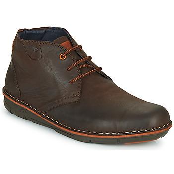 Skor Herr Boots Fluchos ALFA Brun
