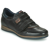 Skor Herr Sneakers Fluchos DANIEL Svart