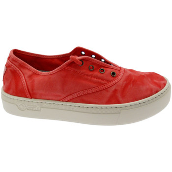 Skor Dam Sneakers Natural World NAW6112E652ro rosso