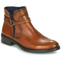 Skor Dam Boots Dorking TIERRA Brun