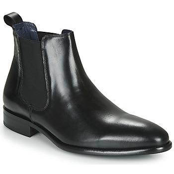 Skor Herr Boots Brett & Sons SUZONU Svart