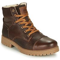 Skor Pojkar Boots Bullboxer ALL518E6LA-BRWN Brun
