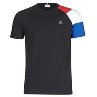 textil Herr T-shirts Le Coq Sportif ESS TEE SS N°10 M Svart