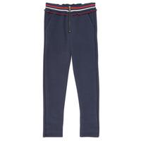 textil Flickor 5-ficksbyxor Ikks XR23002 Blå