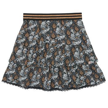 textil Flickor kjolar Ikks XR27082 Svart