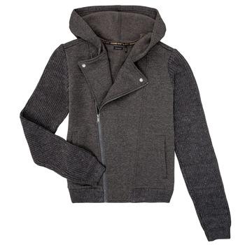 textil Pojkar Sweatshirts Ikks XR17053 Grå