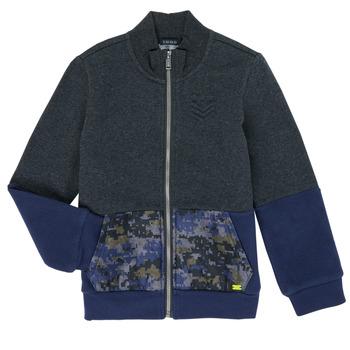 textil Pojkar Sweatshirts Ikks XR17103 Grå