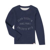 textil Pojkar Tröjor Ikks XR18003 Blå
