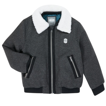 textil Pojkar Vindjackor Ikks XR40083 Grå