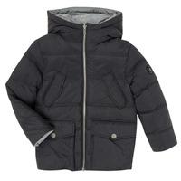 textil Pojkar Täckjackor Ikks XR41053 Svart
