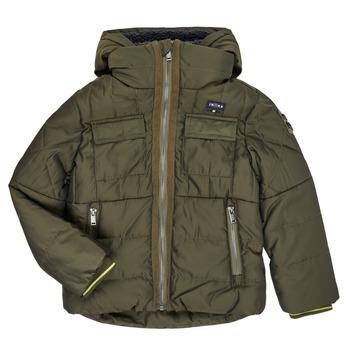 textil Pojkar Täckjackor Ikks XR41123 Brun