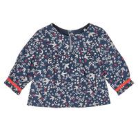 textil Flickor Skjortor / Blusar Ikks XR12010 Blå