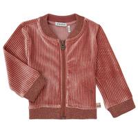textil Flickor Koftor / Cardigans / Västar Ikks XR17030 Rosa
