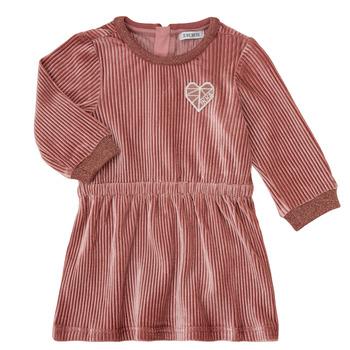 textil Flickor Korta klänningar Ikks XR30120 Rosa