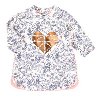 textil Flickor Korta klänningar Ikks XR30140 Vit
