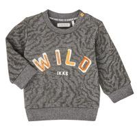 textil Pojkar Sweatshirts Ikks XR15001 Grå
