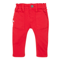 textil Pojkar Stuprörsjeans Ikks XR29061 Röd