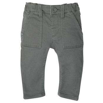 textil Pojkar Stuprörsjeans Ikks XR29061 Grön
