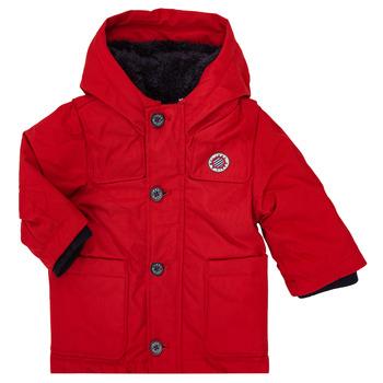 textil Pojkar Parkas Ikks XR42001 Röd