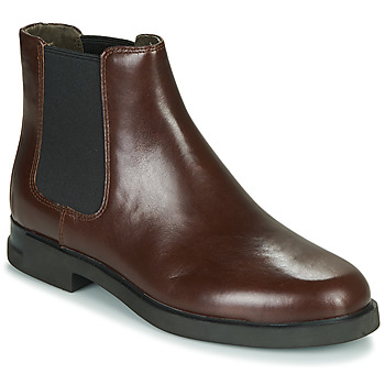 Skor Dam Boots Camper IMN0 Brun