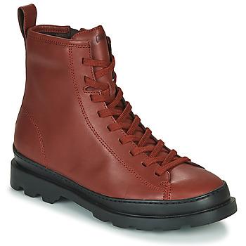 Skor Dam Boots Camper BRUTUS Brun
