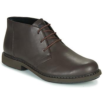 Skor Herr Boots Camper MILX Brun