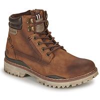 Skor Herr Boots Dockers by Gerli 47LY001 Brun