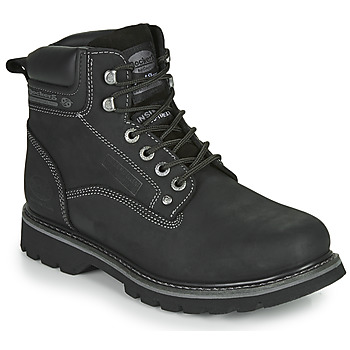 Skor Herr Boots Dockers by Gerli 23DA004 Svart