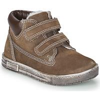 Skor Pojkar Höga sneakers Chicco CLAY Brun