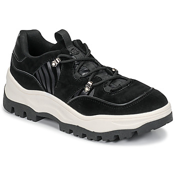 Skor Dam Sneakers Chattawak TULSA Svart