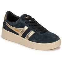 Skor Dam Sneakers Gola GRANDSLAM PEARL Svart / Guldfärgad