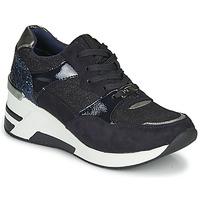 Skor Dam Sneakers Tom Tailor 92610-BLEU Blå