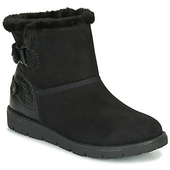 Skor Dam Boots Tom Tailor 93105-NOIR Svart